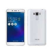 LBT Gel Skin Cell Phone Case for ASUS Zenfone3 Lazer, Clear (AZEN3LZCL1)