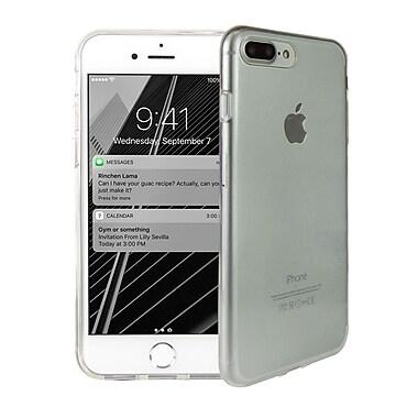 LBT – Étui en gel pour téléphone cellulaire iPhone 7 Plus, transparent (IP7PCLC)
