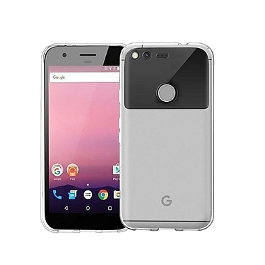 LBT Gel Skin Cell Phone Case for Pixel XL, Clear (PXXLCL1)