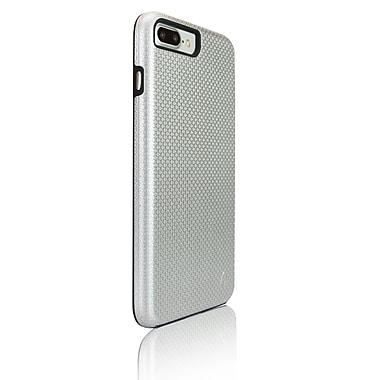 LBT - Étui dualKase pour cellulaire iPhone 7 Plus, argent (IP7PDKGY)