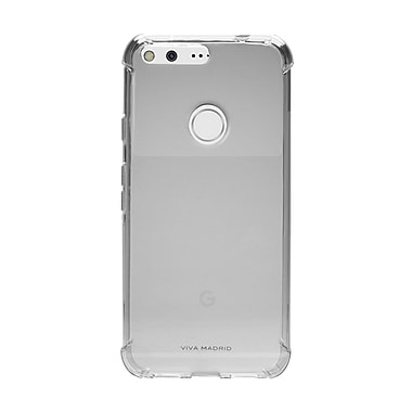 Viva Madrid AireFit Duro Cell Phone Case for Pixel, Clear (VIVA-PXE-AFD)