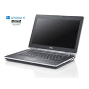 "Dell Refurbished Latitude E6420 14"" Notebook, 2.7 GHz Intel Core i7-2620M, 500 GB HDD, 8 GB RAM, Windows 10 Pro"