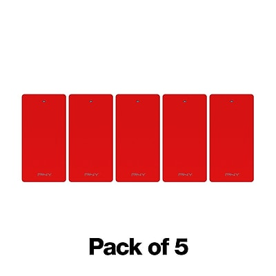 PNY 4500 POWER PACK 5 PACK RED