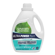 Seventh Generation™ Natural Liquid Laundry Detergent, Ultra Power Plus, Fresh Citrus, 54 Loads, 95 oz. Bottle (22927)