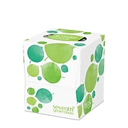 Seventh Generation™ 100% Recycled Facial Tissue, 2-Ply, 85 Sheets/Box (13719)