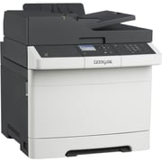 Lexmark CX310DN Laser Multifunction Printer, Color, Plain Paper Print, Desktop, TAA Compliant