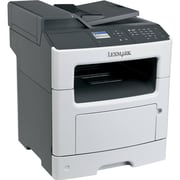 Lexmark MX310DN Laser Multifunction Printer, Monochrome, Plain Paper Print, Desktop