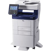 Xerox WorkCentre 3655 Laser Multifunction Printer, Monochrome, Plain Paper Print, Floor Standing