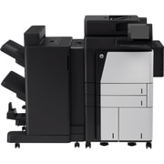 HP LaserJet M830zm Laser Multifunction Printer, Monochrome, Plain Paper Print