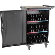 Tripp Lite 36-Port AC Charging Cart Storage Station Chromebook Laptop Tablet