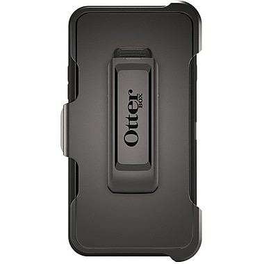 OtterBox Defender Carrying Case (Holster) for iPhone 6, iPhone 6S, Black