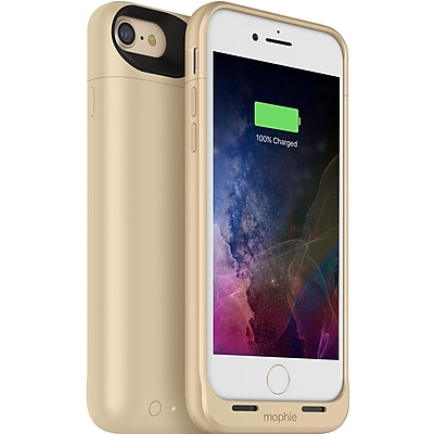 Mophie Juice Pack Air Battery Case made for iPhone 7 and iPhone 8, Gold (3781)