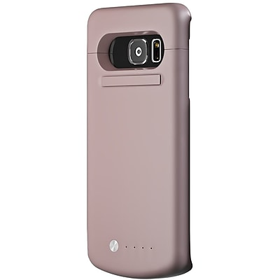 TAMO Samsung Galaxy S7 Edge Extended Battery Case 5000 mAh-Pink