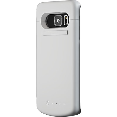 TAMO Samsung Galaxy S7 Edge Extended Battery Case 5000 mAh-White