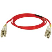 Tripp Lite 15M Duplex Multimode 62.5/125 Fiber Optic Patch Cable Red LC/LC 50' 50ft 15 Meter