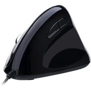 Adesso Programmable Vertical Ergonomic Left-Handed Mouse