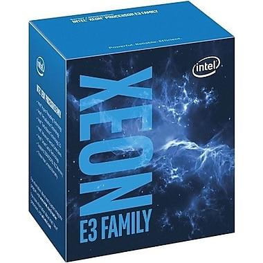 Intel Xeon E3-1240 v6 Quad-core (4 Core) 3.70 GHz Processor, Socket H4 LGA-1151Retail Pack