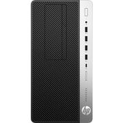 HP Business Desktop ProDesk 600 G3 Desktop Computer, Intel Core i5  i5-7500 3.40 GHz, 4 GB DDR4 SDRAM, 500 GB HDD (1FY40UT#ABA)