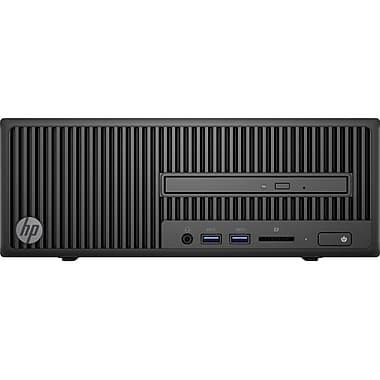 HP Business Desktop 280 G2 Desktop Computer, Intel Core i5 (6th Gen) i5-6500 3.20 GHz, 4 GB DDR4 SDRAM, 500 GB HDD (Z2H40UT#ABA)