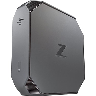 HP Z2 Mini G3 Workstation, 1 x Intel Core i7 (6th Gen) i7-6700 Quad-core (4 Core) 3.40 GHz, 8 GB DDR4 SDRAM, 256 GB SSD