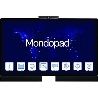 InFocus Mondopad INF6522 All-in-One Computer, Intel Core i7 (6th Gen) i7-6700T 2.80 GHz, 8 GB, 65