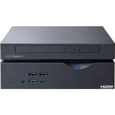 Asus VivoMini VC66-B017Z Desktop Computer (Intel i5, 500GB, 4GB, Windows 10 Professional, Intel HD Graphics 630)
