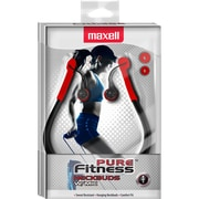 Maxell Pure Fitness Neck Buds with Mic (190469)