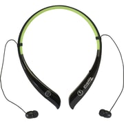 Plugable Bluetooth Flexible Neckband Headset with Audio EQ & Built-in Mic