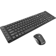 Premiertek Wireless Desktop Keyboard and Mouse Combo