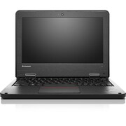 "Lenovo ThinkPad 11e 20GB001HUS 11.6"" Netbook, Intel Celeron N3160 Quad-core (4 Core) 1.60 GHz, 4 GB DDR3L SDRAM, 128 GB SSD"