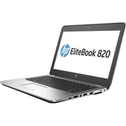 "HP EliteBook 820 G4 1FX44UT#ABA 12"".5 Laptop Computer (Intel i7, 256 GB SSD, 8GB, Intel HD Graphics 620)"
