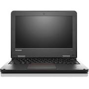 "Lenovo ThinkPad 11e 20GBS00S00 11.6"" Netbook, 4 GB DDR3L SDRAM, 128GB SSD, Windows 7 Professional  upgradable to Windows 8.1 Pro"