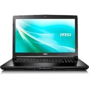 """MSI CX72 7QL-026 17.3"""" LCD Notebook, Intel Core i5 (7th Gen) i5-7200U Dual-core (2 Core) 2.50 GHz, 8 GB DDR4 SDRAM, 256 GB SSD"""