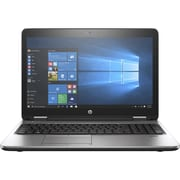 "HP ProBook 650 G3 15.6"" LCD Notebook, Intel Core i7 (7th Gen) i7-7600U Dual-core (2 Core) 2.80 GHz, 8 GB DDR4 SDRAM, 256 GB SSD"