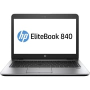 "HP EliteBook 840 G4 14"" LCD Notebook, Intel Core i7 (7th Gen) i7-7500U Dual-core (2 Core) 2.70 GHz, 8 GB DDR4 SDRAM, 256 GB SSD"