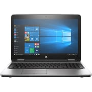 "HP ProBook 650 G3 15.6"" LCD Notebook, Intel Core i7 (7th Gen) i7-7820HQ Quad-core (4 Core) 2.90 GHz, 16GB DDR4 SDRAM, 256GB SSD"