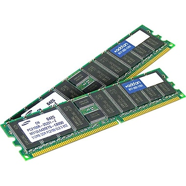AddOn AM1333D3DRVLPR/8G x1 JEDEC Standard Factory Original 8GB DDR3-1333MHz Registered ECC Dual Rank 1.5V 240-pin CL9