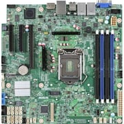 Intel S1200SPLR Server Motherboard, Intel C236 Chipset, 1 Pack