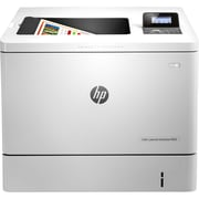 HP LaserJet M553dnm Laser Printer, Color, Plain Paper Print, Desktop