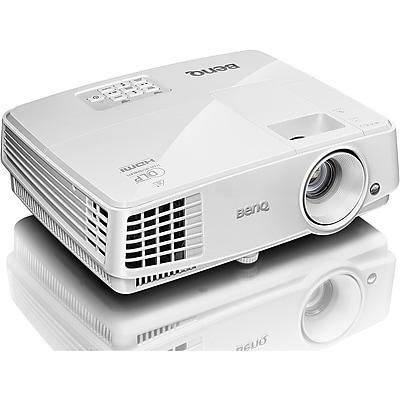 BenQ MX570 3D Ready DLP Projector, 720p, HDTV, 4:3 (MX570)