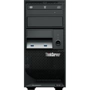 Lenovo ThinkServer TS150 70LV0036UX 4U Tower Server, 1 x Intel Xeon E3-1225 v5 4 Core 3.30 GHz, 8GB Installed DDR4 SDRAM