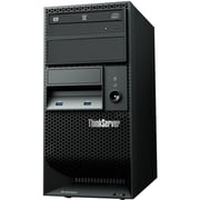 Lenovo ThinkServer TS150 70LV0035UX 4U Tower Server, 1 x Intel Core i3 i3-6100T Dual-core 3.20 GHz, 8GB Installed DDR4 SDRAM