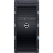 Dell PowerEdge T130 Mini-tower Server, 1 x Intel Xeon E3-1220 v5 Quad-core (4 Core) 3 GHz, 8 GB Installed DDR4 SDRAM
