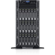 Dell PowerEdge T630 5U Tower Server, 1 x Intel Xeon E5-2620 v4 Octa-core 2.10 GHz, 16 GB Installed DDR4 SDRAM (463-7717)