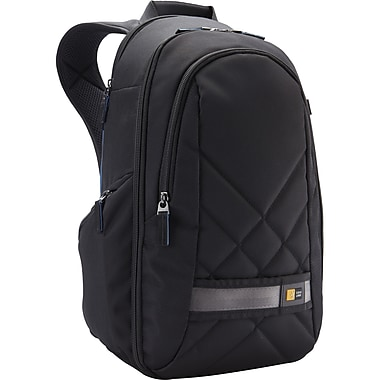 Case Logic Carrying Case (Backpack) for Camera, iPad, Black