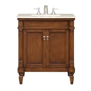 Charlton Home Sellersville 30'' Single Bathroom Vanity Set