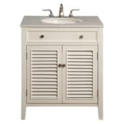 Charlton Home Jeremiah 30'' Single Vanity Set
