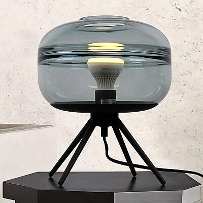 Magari Leggero 14'' Table Lamp; Blue