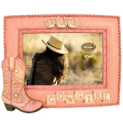De Leon Collections Boot Picture Frame