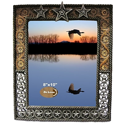 De Leon Collections Star Scrolls Picture Frame